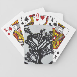 Rose Bouquet  By @CLMS_ART Playing Cards
