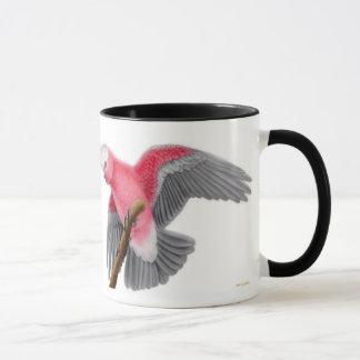 Rose Breasted Cockatoo Galah Mug