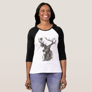 Rose Buck T-Shirt