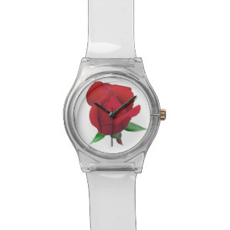 Rose Bud Ladies Watch