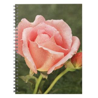 Rose Bud Notebook