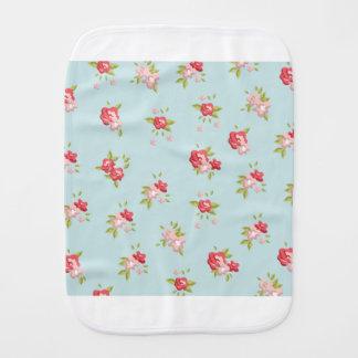 Rose Burp Cloth