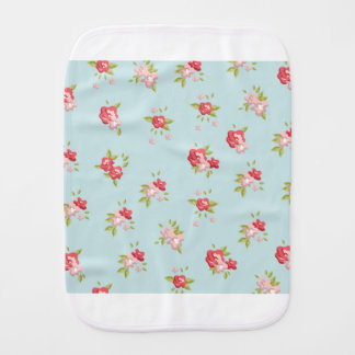 Rose Burp Cloths