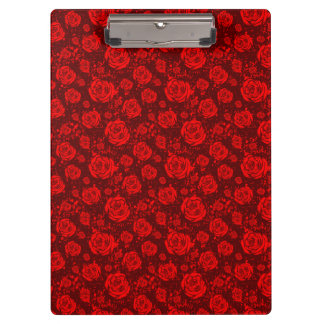 rose clipboard