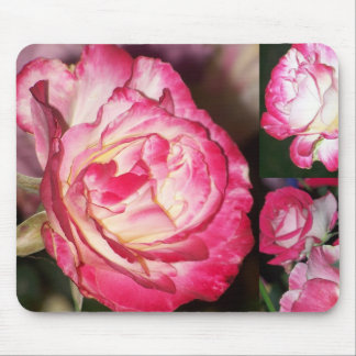 Rose Collage Mousepad