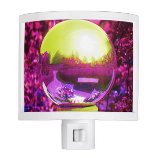 Rose Colored Glasses Sphere Night Lights