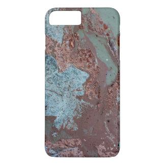 Rose Colored Marble iPhone 7 Plus Case