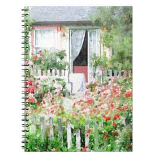 Rose Cottage Note Books