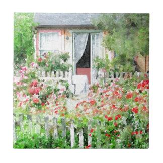 Rose Cottage Tile