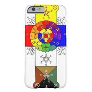 Rose Cross Lamen iPhone 6 case