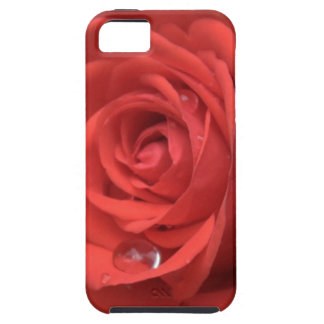 Rose Drop iPhone 5 Covers