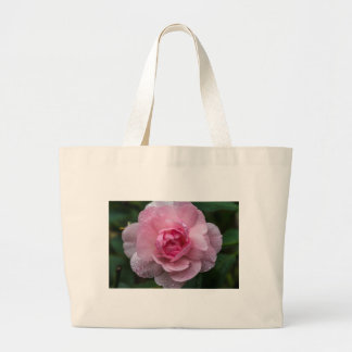 Rose drops large tote bag