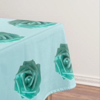 Rose emoji tablecloth