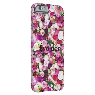 ROSE EVOLUTION BARELY THERE iPhone 6 CASE