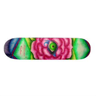 Rose Eye Skateboard