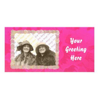 Rose Fantasy Photo Card