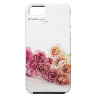 "Rose Farm KEIJI iPhone5 case ""mallow"" & ""the"