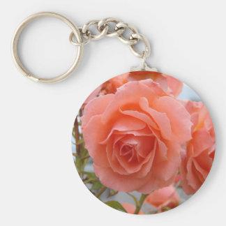 Rose Favorites V Keychain