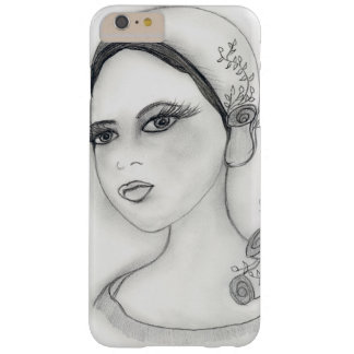 Rose Flapper Barely There iPhone 6 Plus Case