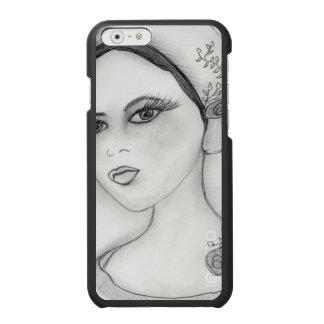Rose Flapper Incipio Watson™ iPhone 6 Wallet Case