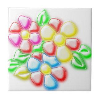 Rose Flopwer Image Tile