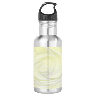 Rose Flower Close-up 532 Ml Water Bottle