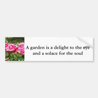 ROSE - flower close up Bumper Sticker