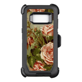 Rose Flowers Defender Samsung Galaxy S8 Case
