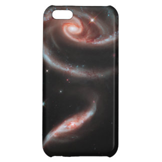 Rose Galaxy Case For iPhone 5C