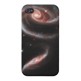 Rose Galaxy iPhone 4 Cases