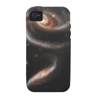 Rose Galaxy Vibe iPhone 4 Case