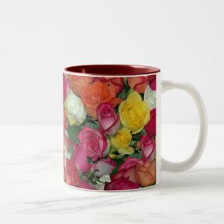 rose galore mugs
