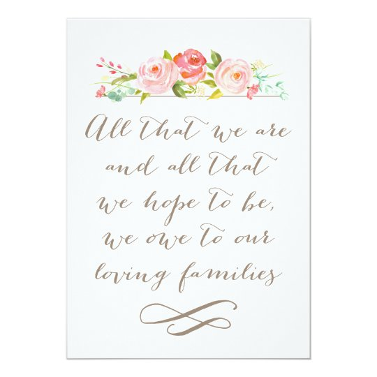 Rose Garden All That We Are Card
