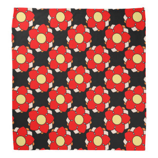 Rose Garden Head Kerchief