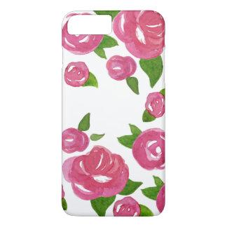 Rose Garden iPhone Case - Pink