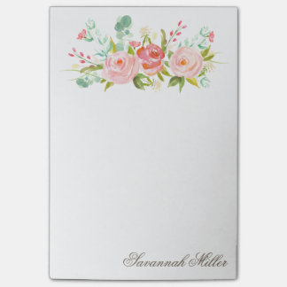 Rose Garden Post-it Notes