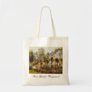 Rose Garden Wargemont by Renoir Tote Bag