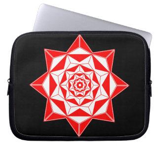 Rose Gem Laptop Sleeves