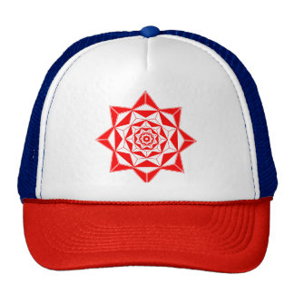 Rose Gem Trucker Hat