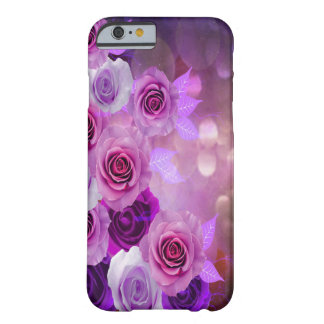 Rose Glow Abstract iPhone 6s Cases