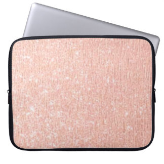 Rose Gold 13' Laptop Cover Laptop Computer Sleeves