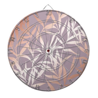 rose gold, asian,leaf,pattern,bamboo trees, beauty dartboard