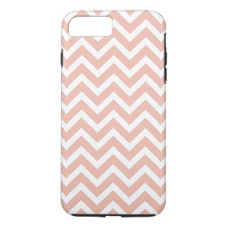 Rose Gold Chevron Stripes | iPhone 8 Plus/7 Plus Case