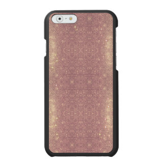 Rose Gold Galaxy Faux Space Sparkle Incipio Watson™ iPhone 6 Wallet Case