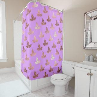 rose gold leaves leaf elegant lilac lavender