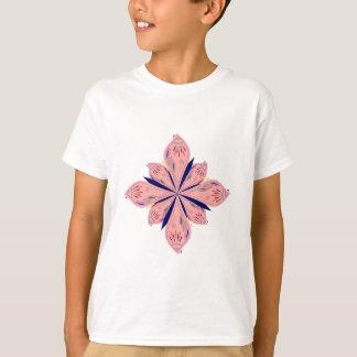 Rosé gold mandalas T-Shirt