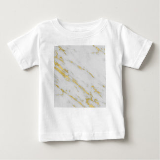 Rose Gold Marble Fashion Baby T-Shirt