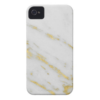 Rose Gold Marble Fashion Case-Mate iPhone 4 Case