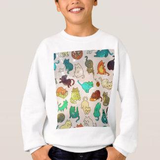 Rose Gold Marble Fashion Design Sweatshirt