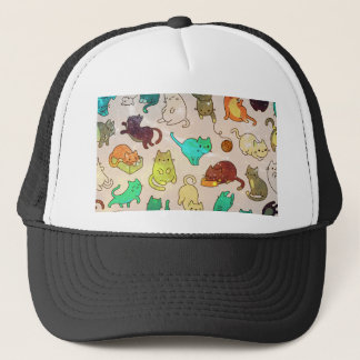 Rose Gold Marble Fashion Design Trucker Hat